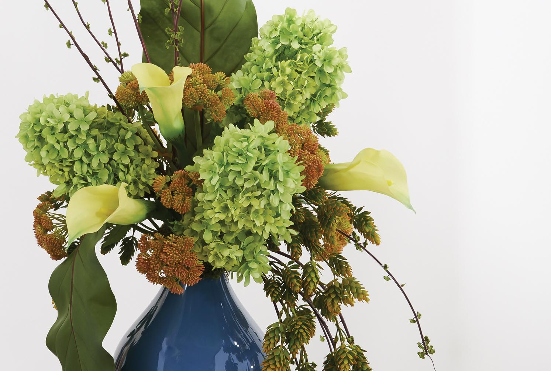 Silk Floral Displays
